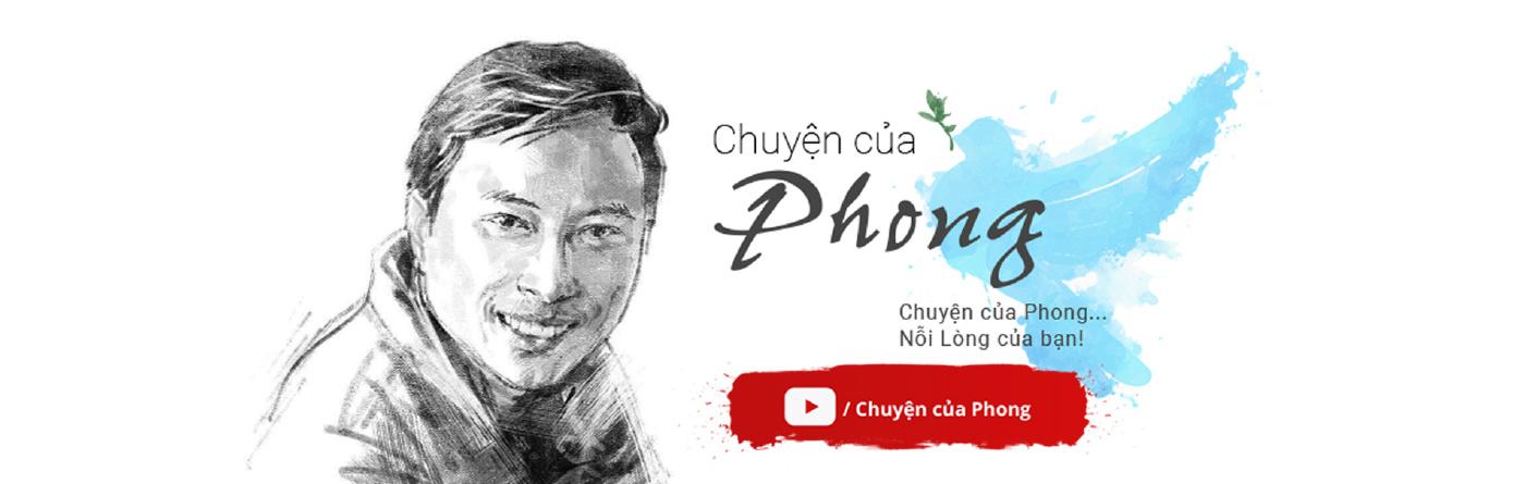 YOUTUBE CHANNEL - CHUYỆN CỦA PHONG