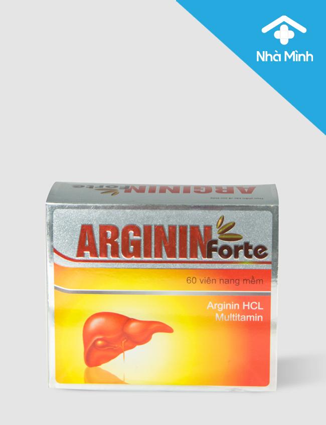 ARGININ Forte