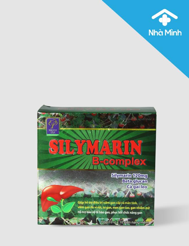 SILYMARIN B-complex